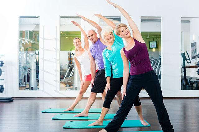El Pilates és per a totes les edats i condicions físiques